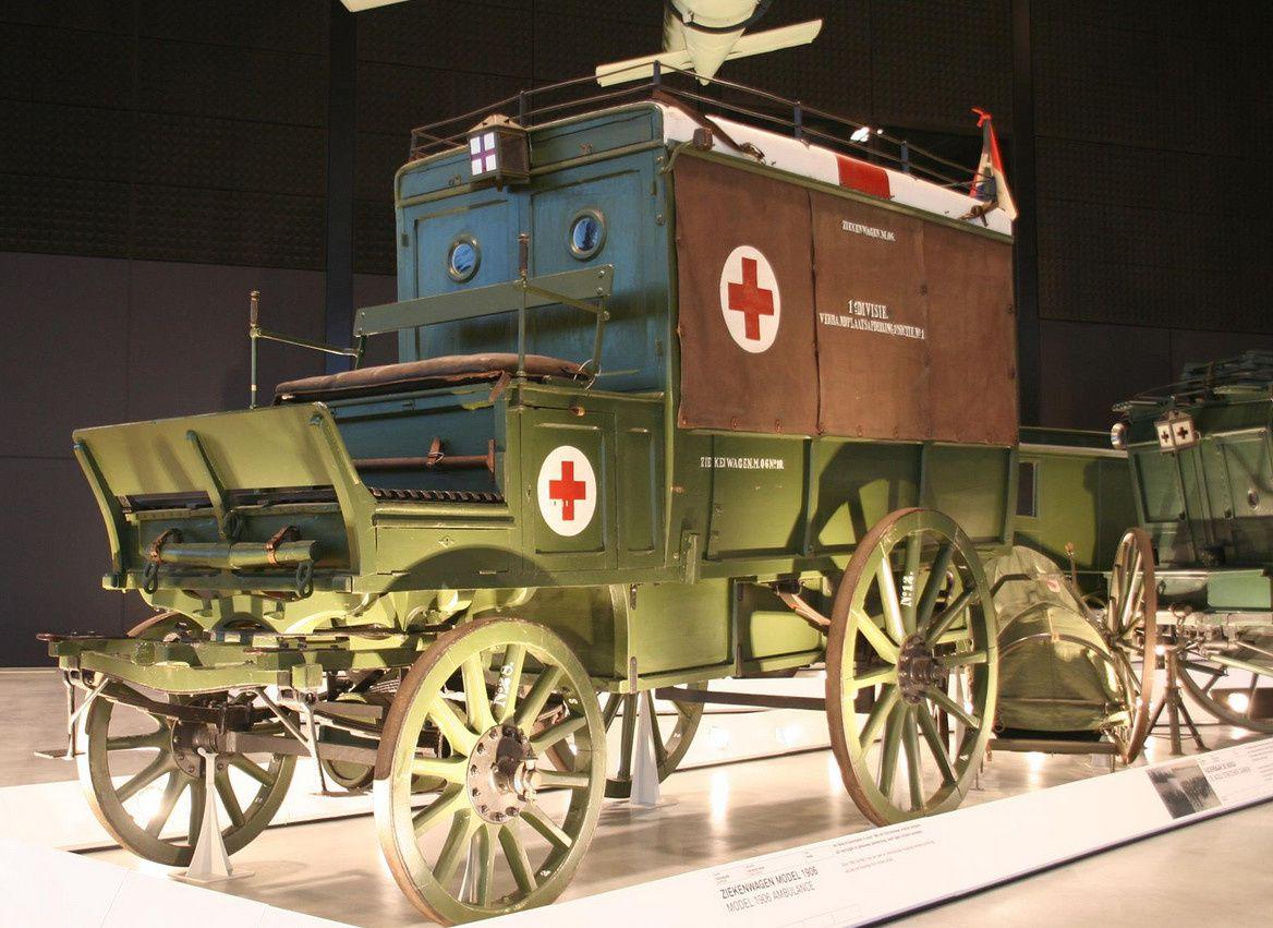 Musée de l'armée hollandaise (Document Peter von Kooj)