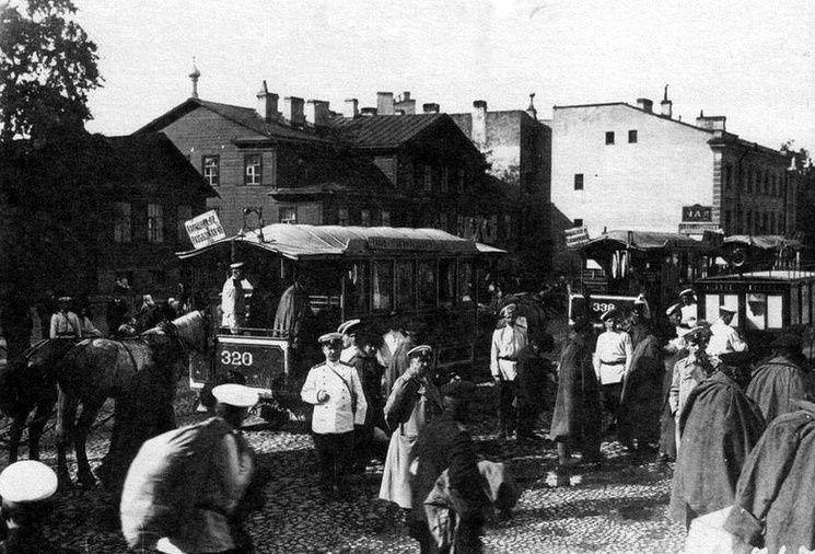 Les différents types de voitures en 1900