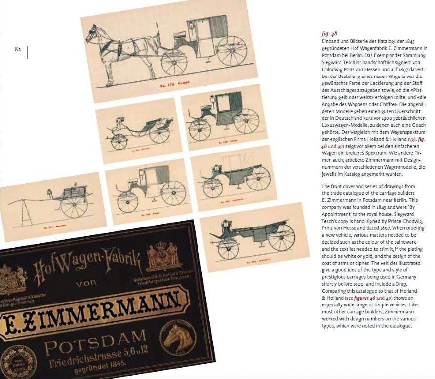 Sortie en Octobre de: Kutschenbilder-Illustrated Carriage