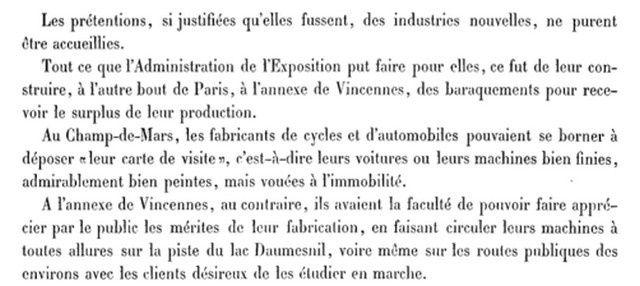 Rapport du Jury de l'exposition de Paris