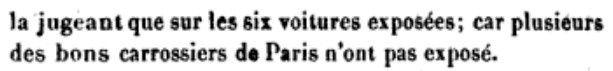 Carrossiers: Moussard à Paris