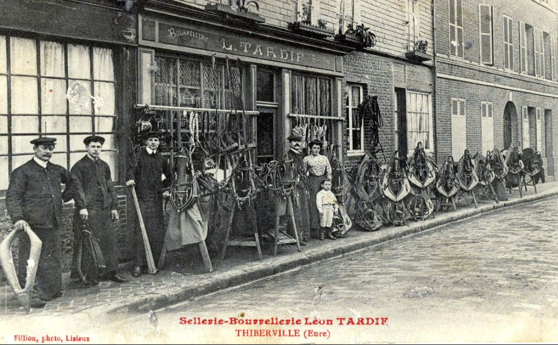 Catalogue d'un grossiste en sellerie toulousain