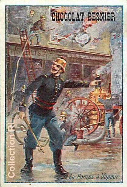 C'était hier … « Au feu les pompiers » !