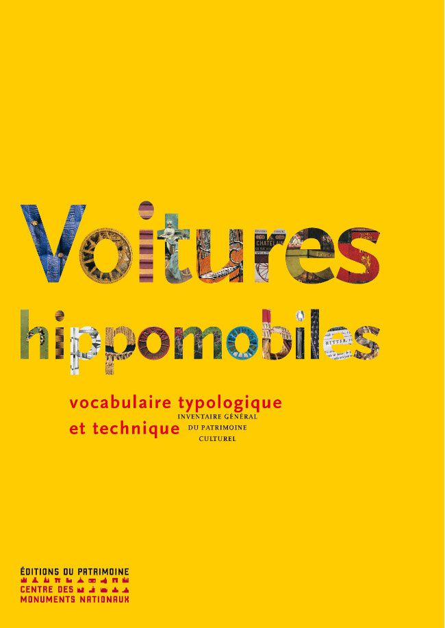 Réedition de Voitures hippomobiles.  Jean Louis Libourel