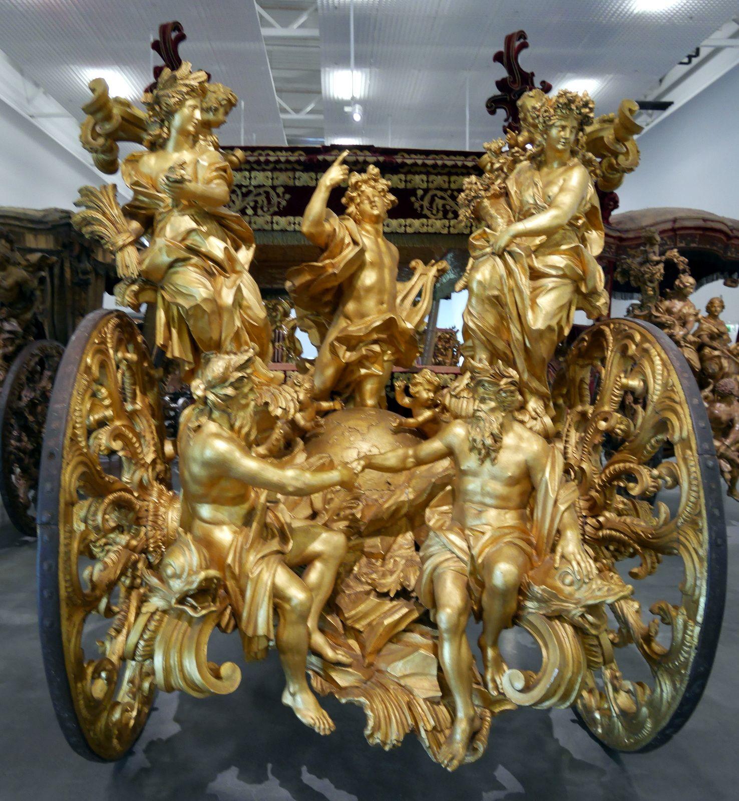Vidéo de la collection du nouveau musée de Lisbonne.