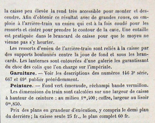 Omnibus privé 1:  Origines et premières utilisations.  Omnibusde gare, d'hotel, de pensionnat,...