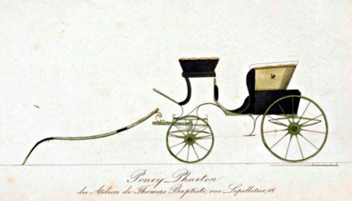 Carrosserie Baptiste Thomas.1820-1877
