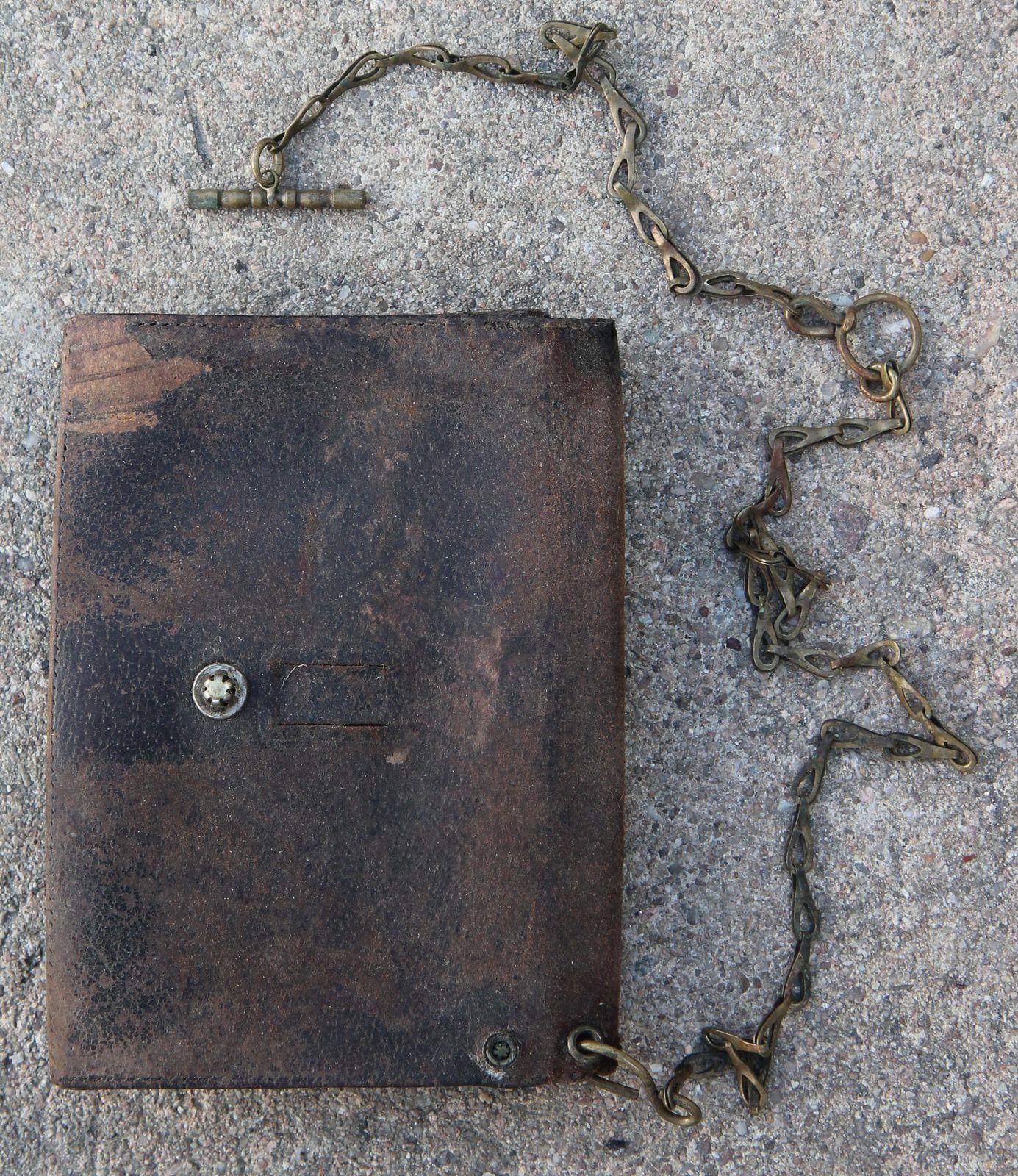 Un portefeuille mythique ! (photo DR)