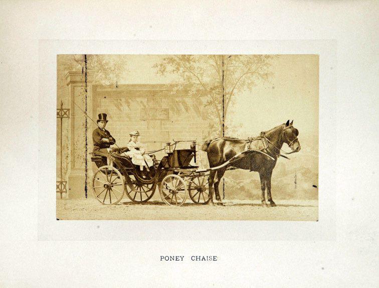 """Album """"Les équipages en voiture"""" Delton"""