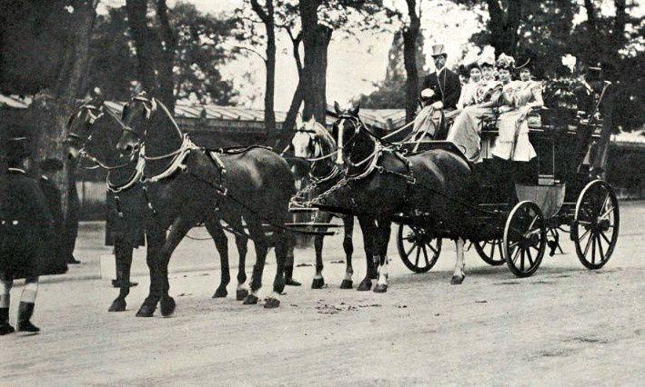 Monsieur O Gallice (journée des drags 1898)