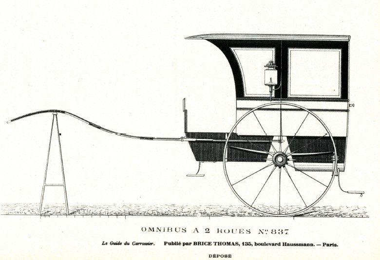Omnibus privé 6: Omnibus 2 roues.