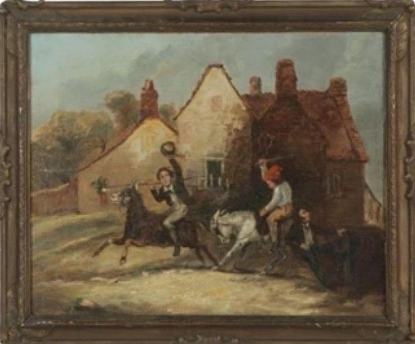 J F Herring; Un cocher fondateur d'une dynastie de peintres équins.