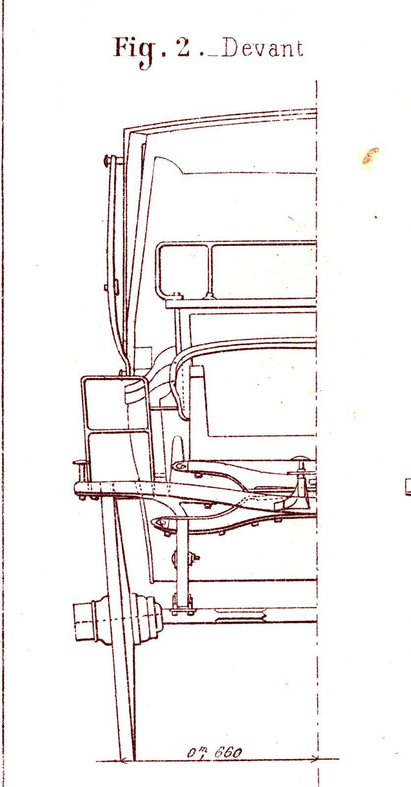 Carrosserie moderne 2: Landau à 3 cintres.