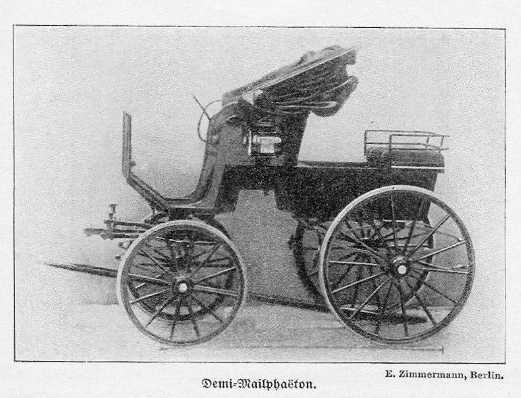 Catalogue de la carrosserie Zimmerman Postdam Berlin