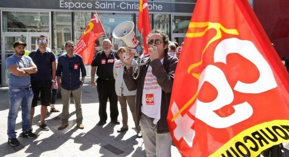 Union locale CGT de Tourcoing : Contre l'expulsion de son local et pour l'ancrage sur le terrain !