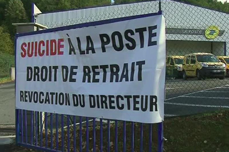 Panique à la direction de La Poste après le reportage d'Envoyé spécial dans - CONDITIONS DE VIE... ob_0ee9e0_poste-suicide