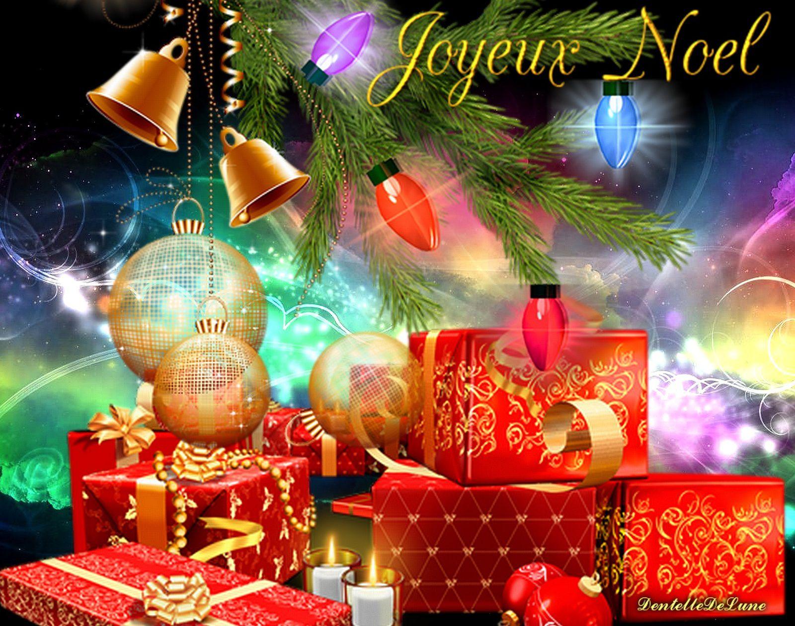 fond-d'écran-joyeux-noël-paquets-cadeaux