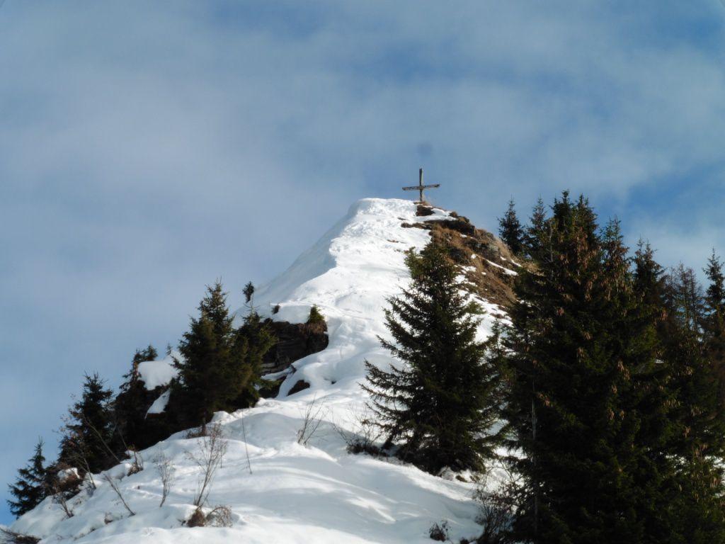 La Croix du Crêt du Midi.
