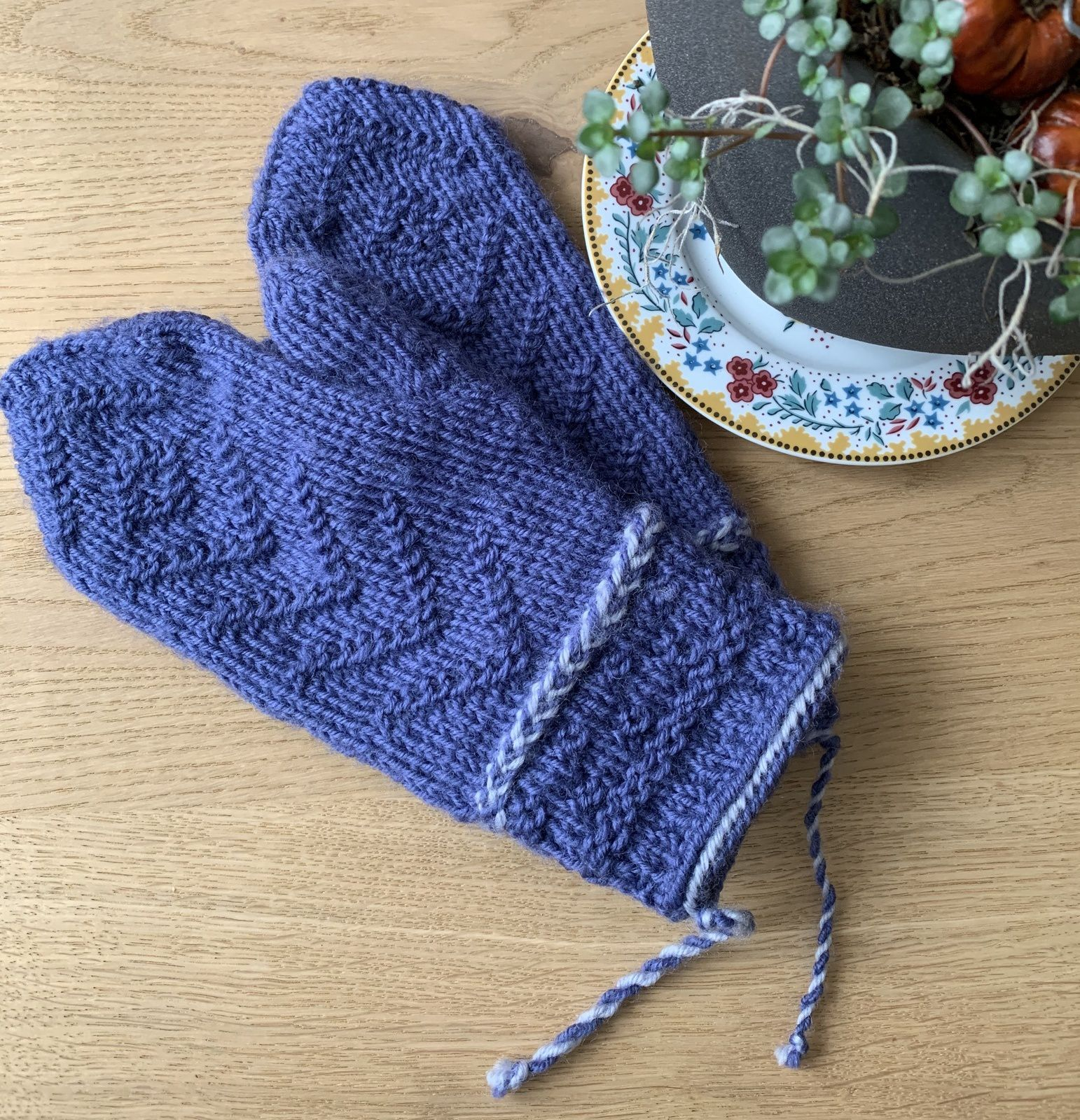 L'irrésistible moelleux du twined knitting
