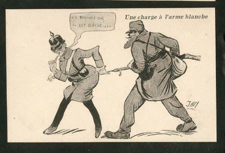 Drôle de guerre !? - Catalogue de cartes postales dessinées éditées à Toulouse (1914-1918)