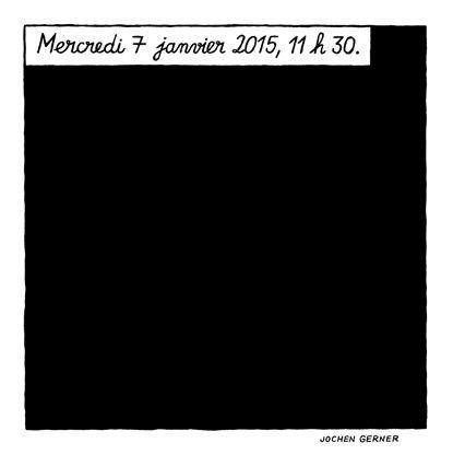 Confessions d'un lecteur de Charlie Hebdo : 1992-2015 et années suivantes, par Cyril Bosc