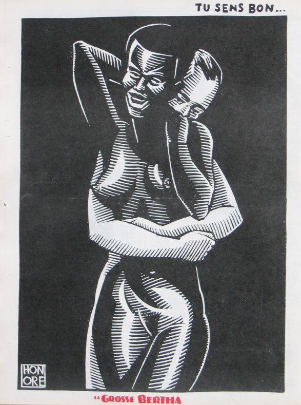"""Avant d'être """"Charlie"""", j'étais """"Grosse"""" ! (Mémoires de lecteur de la Grosse Bertha, 1991-1992)"""