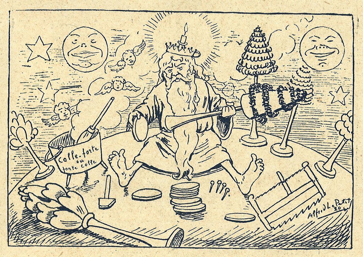 Caricatures du jour : DIEU