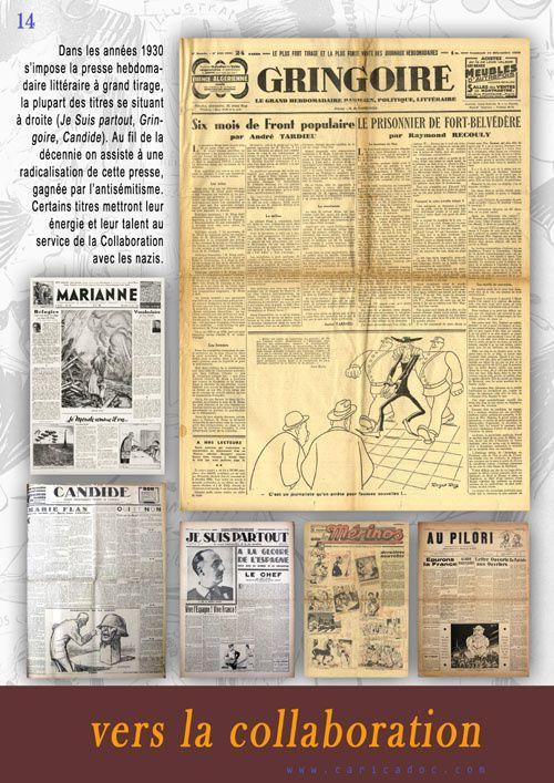 """""""La presse satirique, de Daumier à Charlie"""", exposition à louer"""