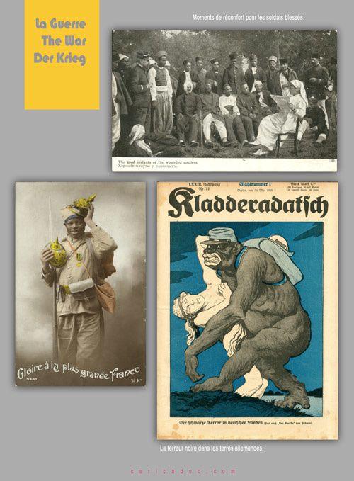 1914-1918 La Guerre / The War / Der Krieg : exposition trilingue à louer