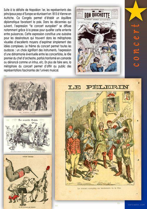 TRAITS D'EUROPE - DE DAUMIER A NOS JOURS, une exposition itinérante à imprimer