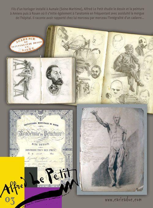 Alfred Le Petit, un dessinateur de presse engagé (exposition)