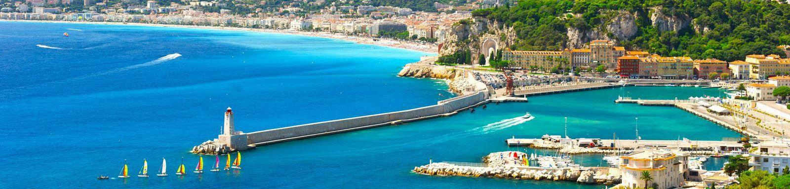 Nice:  L'inauguration du Centre d'Entraînement National et de Formation Régionale