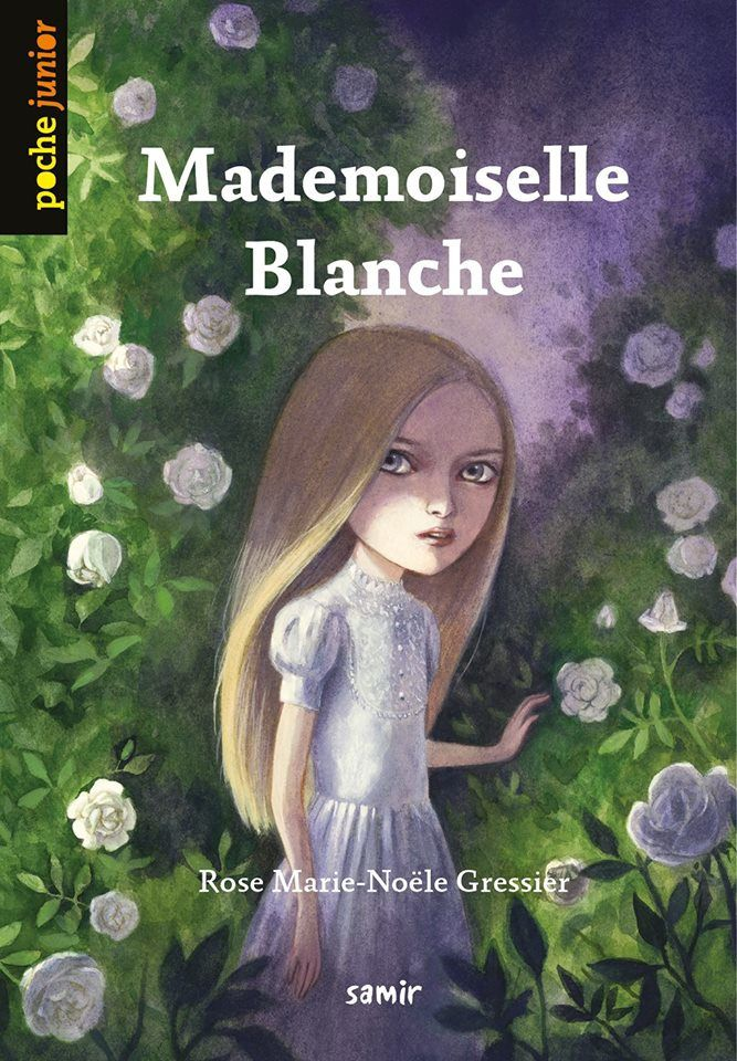 "Nice: Fantastique"" Mademoiselle Blanche"""