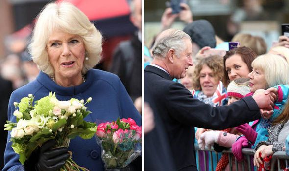 I duchi di Windsor, Charles e Camilla,  in Visita a Hull,  Città della Cultura  per il 2017 in Grand Bretagna