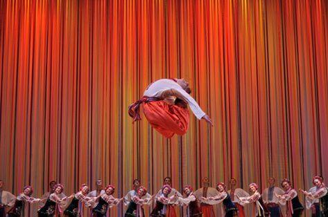 MENTON: BALLET NATIONAL D'UKRAINE VIRSKY