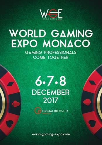 GRIMALDI FORUM: 1ère édition de « World Gaming Expo »