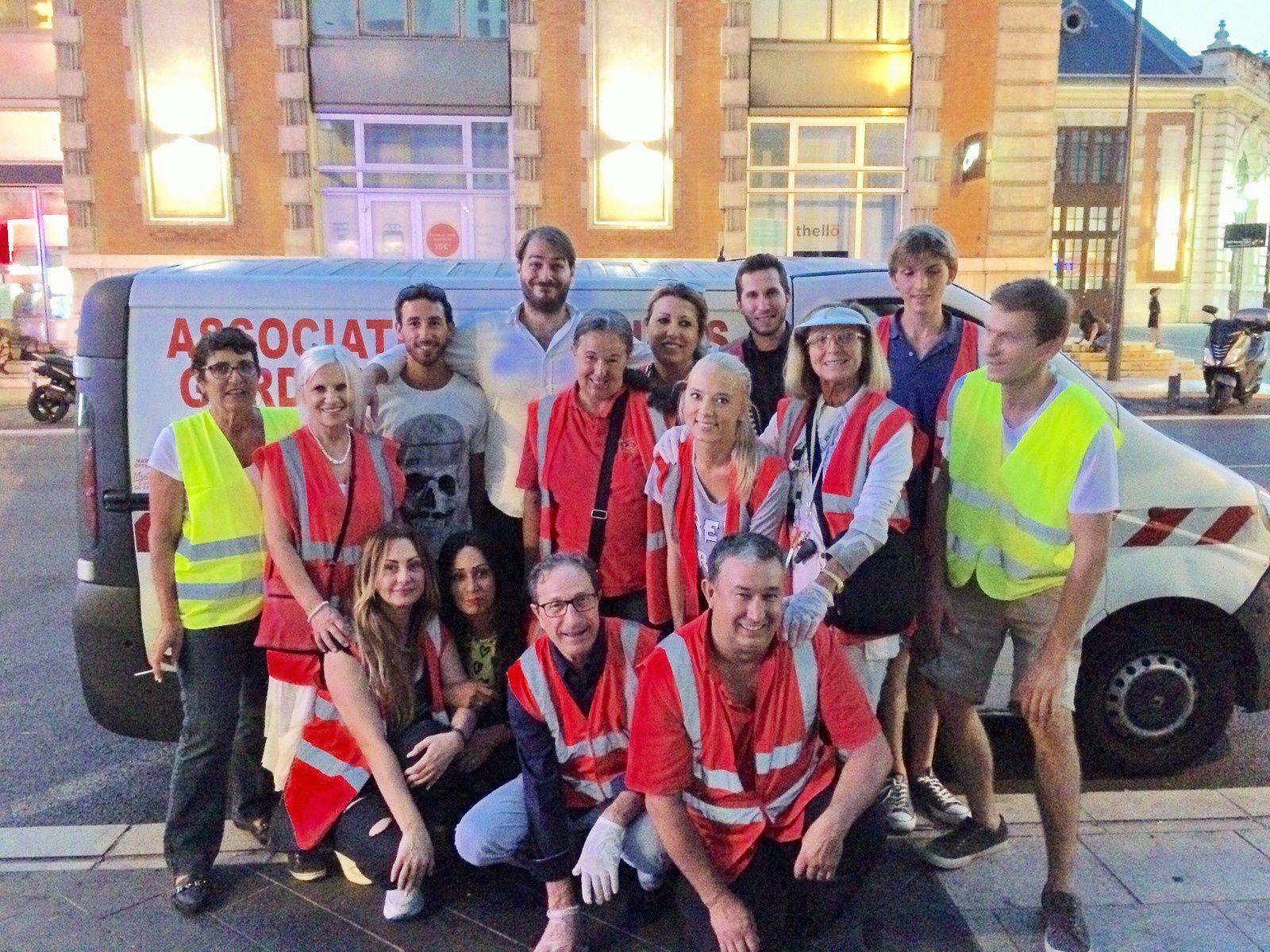 L'Association Les Anges Gardiens de Monaco - ETE`2017