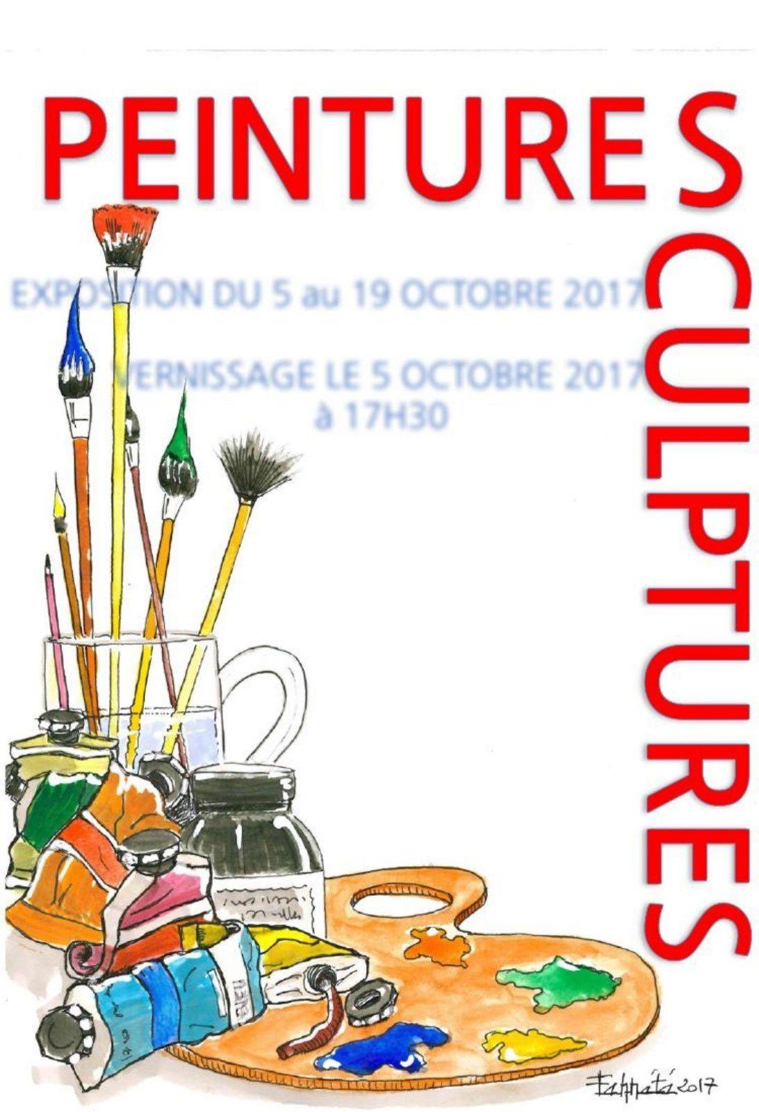 EXPO USM A MONACO: L' ARTISTE METFTAH RAOUF