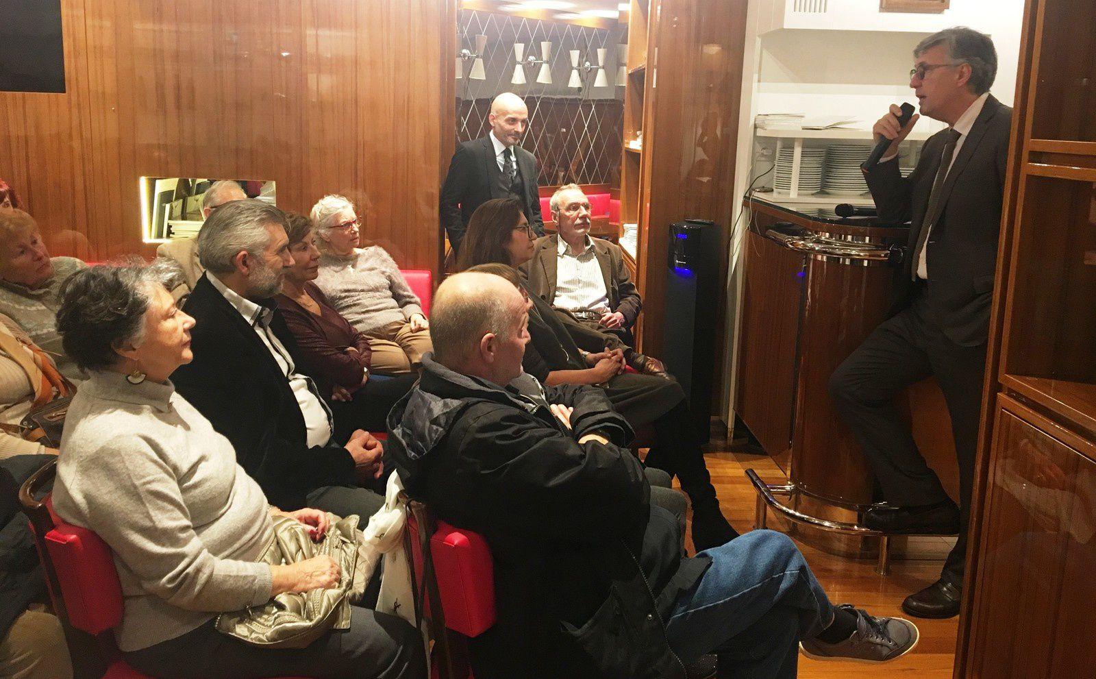 Monaco:Cinquième réunion publique pour Union Monégasque