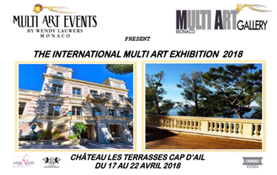 The international Multi Art Events exhibition 2018