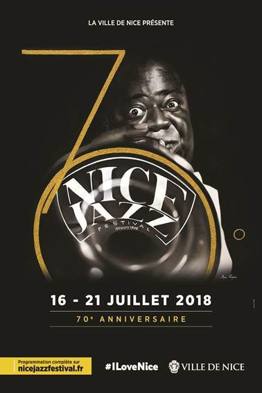 Nice Jazz Festival 2018: Kimberose, Aloe Blacc et  Nathaniel Rateliff & The Nights Sweats  intègrent la programmation du Nice Jazz