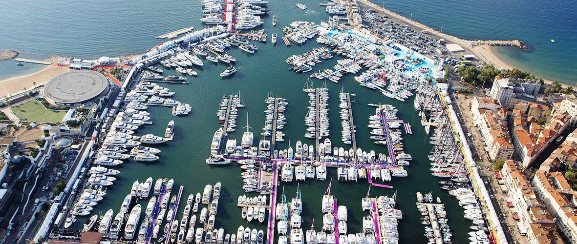 Cannes Yachting Festival: 40° Salone Nautico
