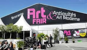 47èmeSalon d'Antibes,     Antiquités, Art Moderne et Art Contemporain