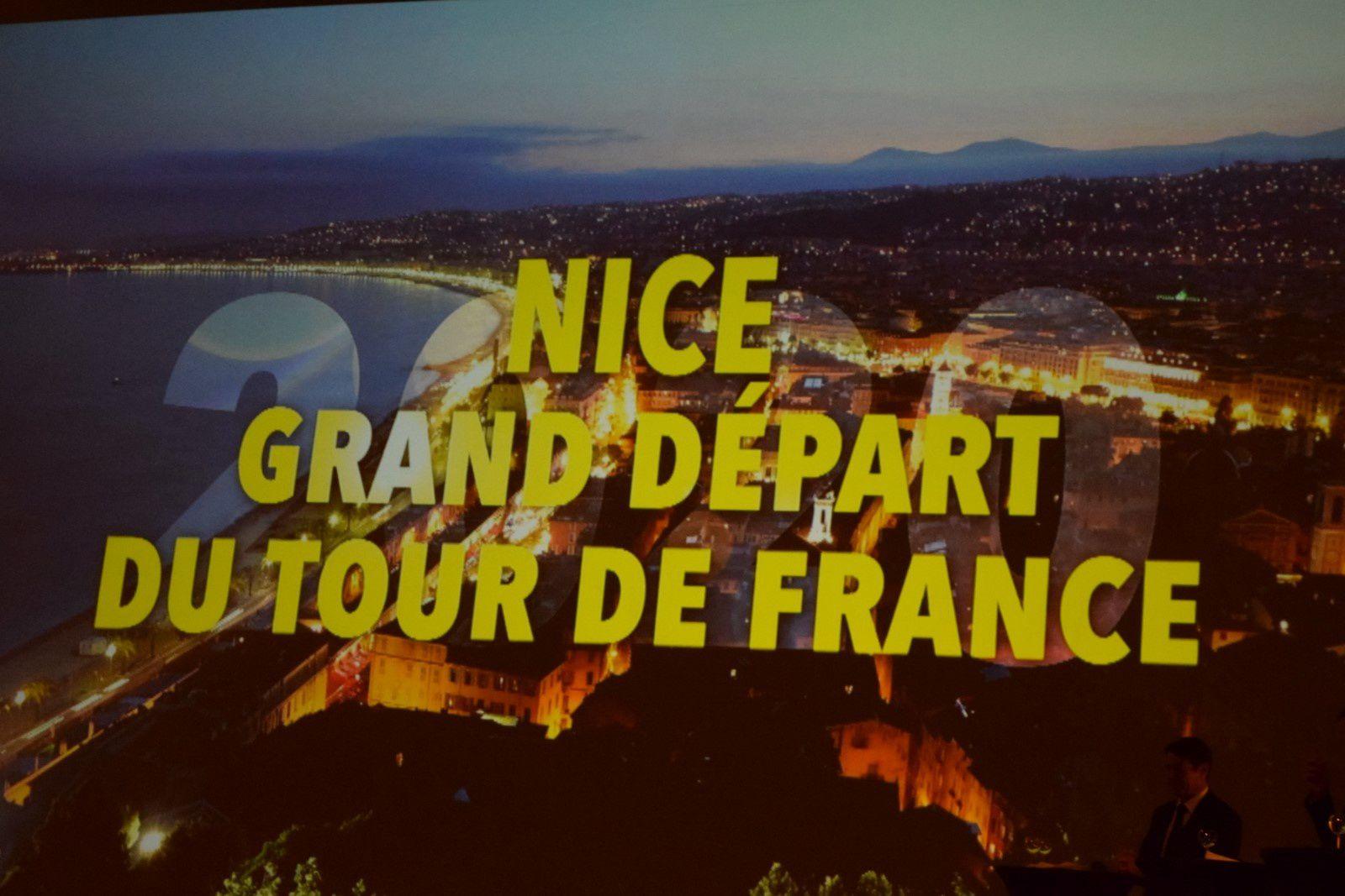 IL TOUR DE FRANCE PASSA NELL'ENTROTERRA E ALLA PROMENADE DES ANGLAIS DI  NIZZA