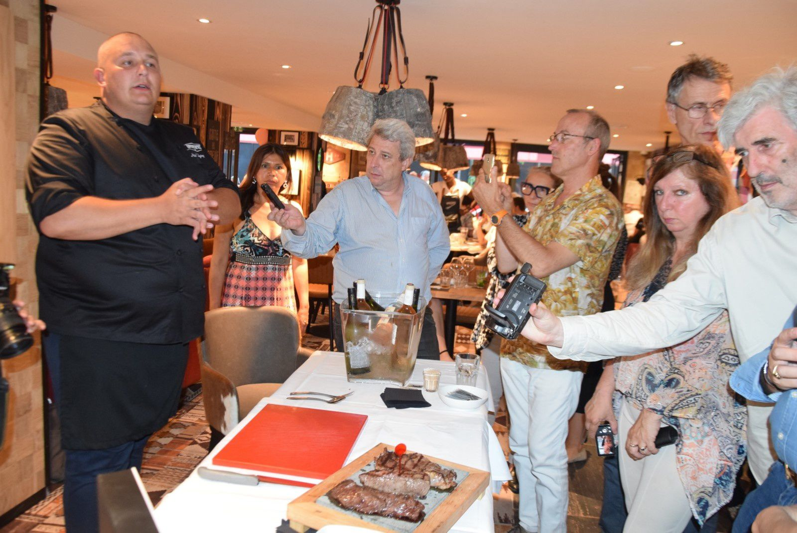 HIPPOPOTAMUS NICE MASSENA : UNA RIAPERTURA IN STILE STEAK HOUSE ALLA FRANCESE