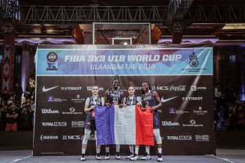 Nice: 10e édition  Tournoi international de basket U20 Laure Ecard