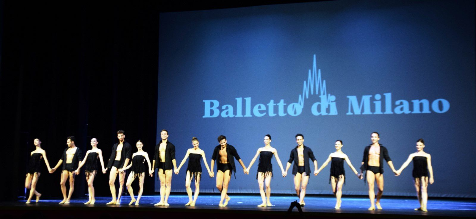 IL BALLETTO DI MILANO IN APOTEOSI ALL'ARISTON DI SANREMO