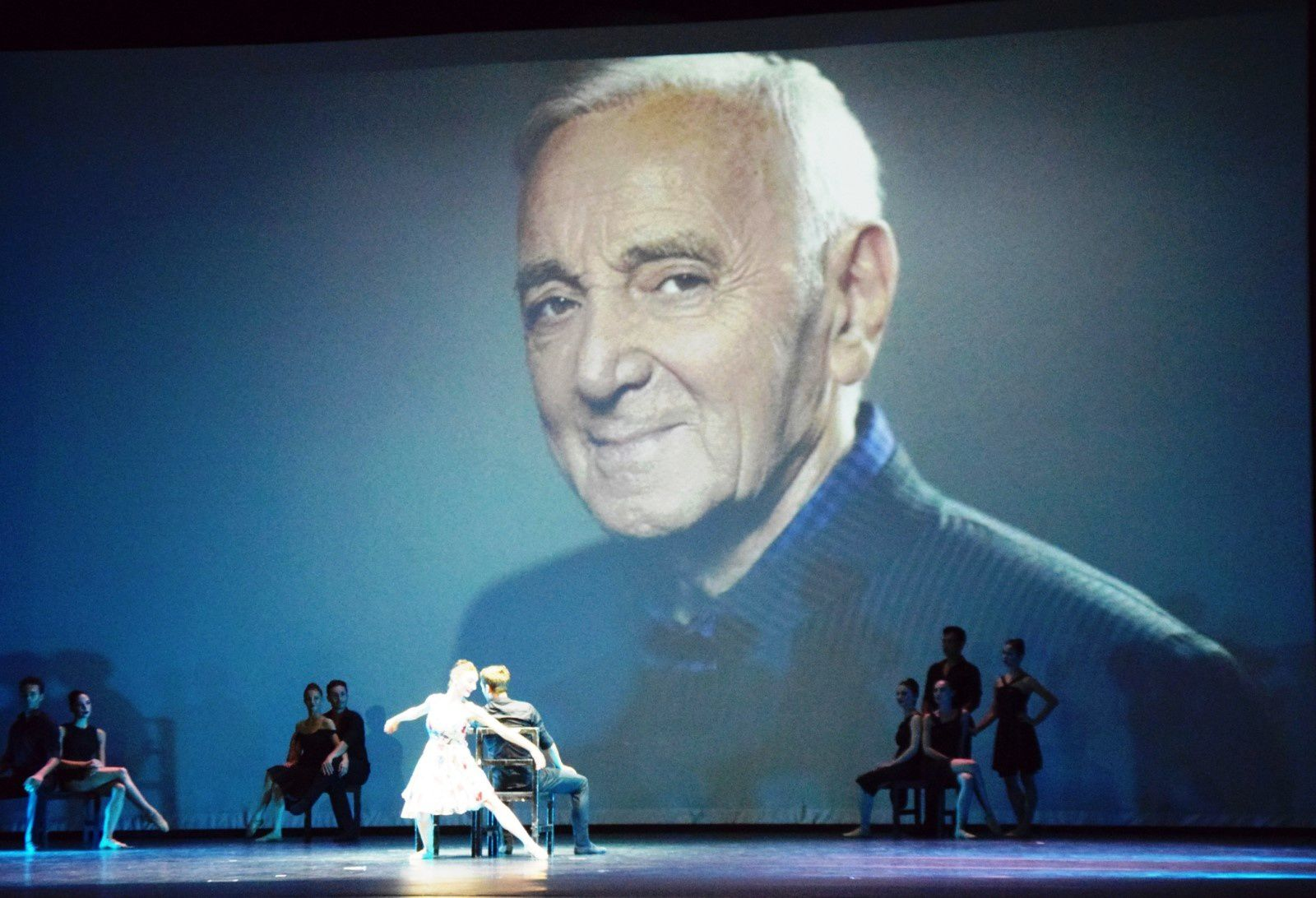 GRANDE ENTUSIASMO PER IL BALLETTO DI MILANO ALL'ARISTON DI SANREMO