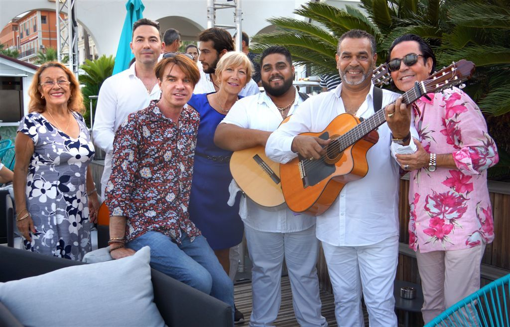 Les « SUMMER PARTY »  au CASINO BARRIERE MENTON