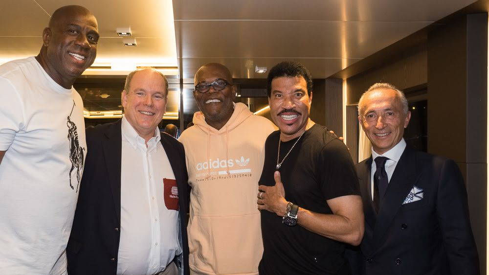 YCM Marina Concert - Lionel Richie,  All Night Long  Hello Yachting : le lancement de la saison